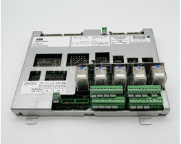 ABB机械手臂3HNE08250-1 ACRB-03机柜安全继电器Cabinet Relay Board