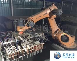 库卡机器人电机维修技术