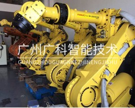 Fanuc robot maintenance type selection and replacement service