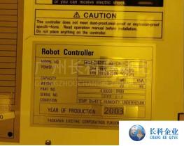 安川YASKAWA控制柜ERCJ-CSL20D现货销售可维修保养