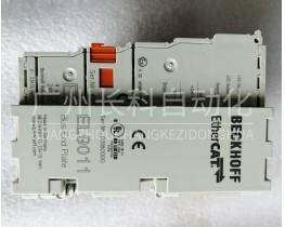 倍福BECKHOFF EtherCAT系统端子模块 数字量输入输出端子模块