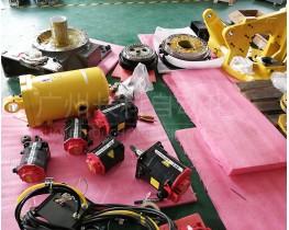 发那科机器人R-2000iC本体拆机件销售:电机、减速器、平衡缸……