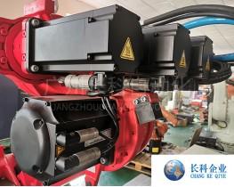 柯马COMAU机器人四五六轴电机CR82370044 CR82370032 CR82370034全新现货供应