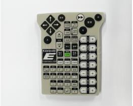 川崎机器人E系列示教器按键膜Kawasaki 60337-0284中文版