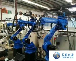 安川机器人伺服电机维修