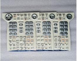 全新YASKAWA MOTOMAN安川莫托曼示教器中文按键膜DX100 YKS-005C