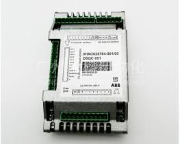 ABB机器人IO通讯模块DSQC651 3HAC025784-001