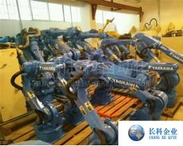 安川机器人保养项目