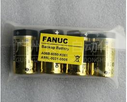 FANUC发那科机器人原装本体电池A06B-6050-K061 A98L-0031-0005