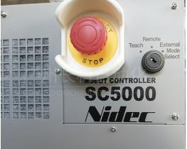 尼得科原厂全新2021年产 NIDEC SANKYO SC5000-UHP-0055三协控制柜