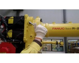 FANUC机器人保养详解--R-2000iB