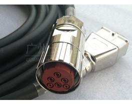 KUKA库卡机械臂外部轴备件:动力电缆、数据线缆、驱动编码器电缆