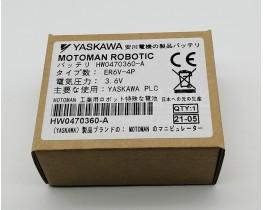 YASKAWA安川机器人本体PLC电池HW0470360-A原装配插头