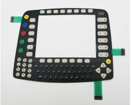KUKA 库卡示教器KCP2按键膜00130547 键盘贴膜