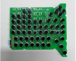 工业机器人示教编程器按键板N507-1008 OMRON 1629049-6C