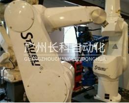 史陶比尔机器人电路板故障维修