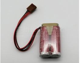 Kawasaki川崎机器人系统电池MD500 50750-1018(3.6V)